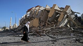 شاهد: دمار كبير في غزة ومدن إسرائيلية وسط استمرار التصعيد