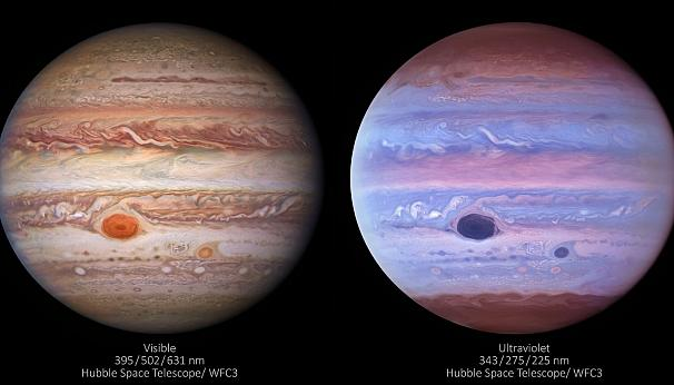 International Gemini Observatory/NOIRLab/NSF/AURA/NASA/ESA, M.H. Wong and I. de Pater (UC Berkeley) et al.