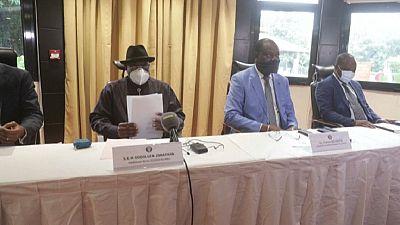 Mali : une mission de la CEDEAO en visite à Bamako
