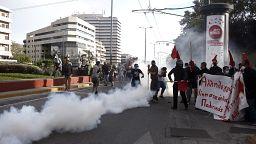 Αθήνα: Επισόδια έξω από την Ισραηλινή πρεσβεία