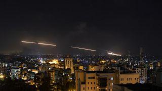 Des roquettes sont tirées depuis la bande de Gaza vers Israël