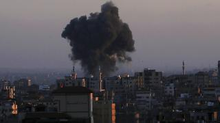 من القصف على قطاع غزة