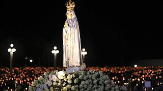 Em 2020, devido à pandemia, as celebrações de 12 e 13 de maio realizaram-se sem fieis no Santuário de Fátima.