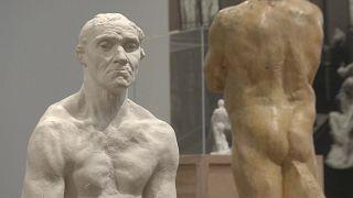"""""""Le penseur"""" de Rodin en ouverture du Tate Modern"""