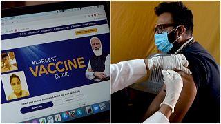 الهند وأزمة اللقاحات