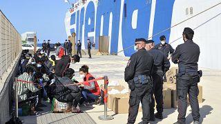 Italia pide colaboración de la UE para el reasentamiento de inmigrantes