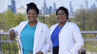 USA: African American twin doctors fight racism in healthcare system
