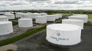 مراکز ذخیره سوخت متعلق به شرکت «کولونیال پایپلاین»