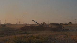 İsrail ordusu Gazze'ye kara harekatı başlattı