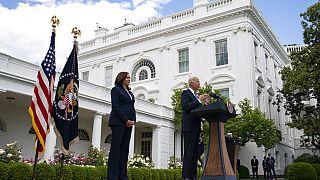 Allocution du président américain à la Maison blanche, 13 mai 2021