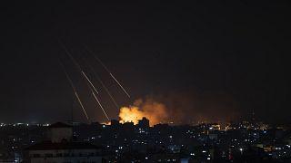 Israel droht mit noch mehr Angriffen auf Gaza - geht gegen Tunnel vor