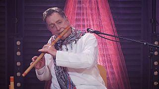 El músico portugués Rão Kyao, inspirado por Gandhi, estrena nuevo disco