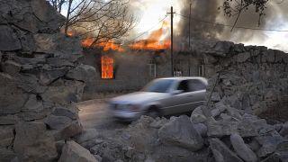 File photo Nagorno-Karabakh