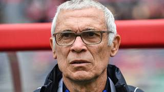 DR Congo names Hector Cuper Leopards coach