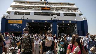 Ελλάδα - Λιμάνι Πειραιά