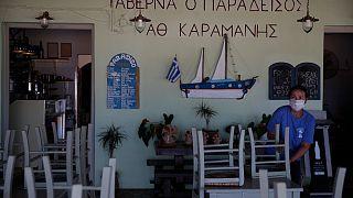 اليونان تعود للحياة مشرعة أبوابها للسياحة بعد حجر استمر سبعة أشهر