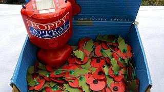 The Royal British Legion's Poppy Appeal