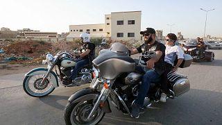 H Λέσχη Μοτοσικλετιστών της Βεγγάζης