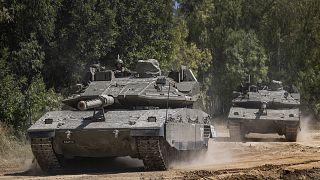 Χερσαίες δυνάμεις Ισραηλινών συγκεντρώνονται στην μεθόριο με την Λωρίδα της Γάζας