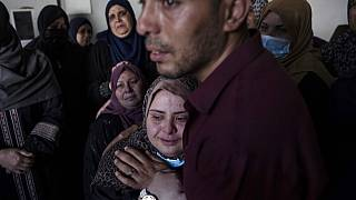 Familie trauert um vier tote Kinder in Gaza