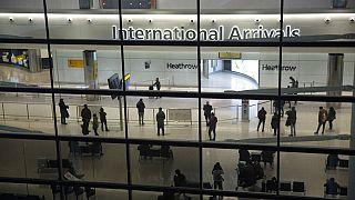 30 europeus de conco países foram impedidos de entrar no Reino Unido por não terem visto de trabalho