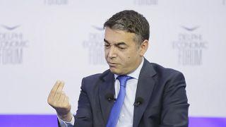 ο αντιπρόεδρος της Βόρειας Μακεδονίας, Νικολά Ντιμιτρόφ