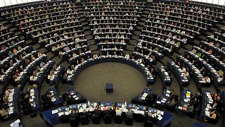 Fransa'nın Strazburg kentindeki Avrupa Parlementosu (arşiv)