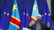 DRC's Tshisekedi authorizes EU, Uganda troop deployment - reports