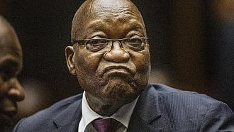 South Africa to try ex-president Zuma on corruption charges