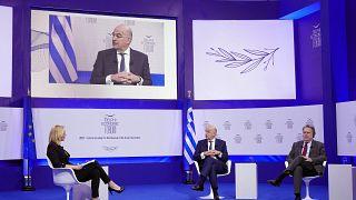 Νίκος Δένδιας- Γιώργος Κατρούγκαλος
