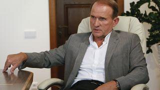 Украинский депутат и бизнесмен Виктор Медведчук