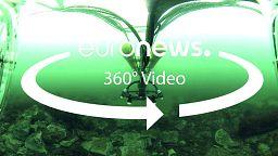 Le fléau des munitions abandonnées dans les mers européennes à 360°