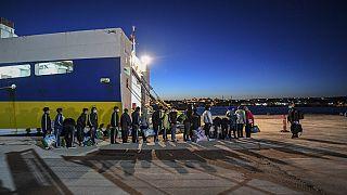 Italie : Lampedusa en difficulté face à l'afflux de migrants