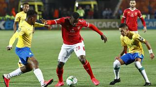 Al Ahly, Mamelodi face off in CAF Champions League quarter-final