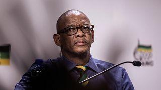 AFS : Ace Magashule conteste sa mise à l'écart de l'ANC