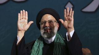 رئيس السلطة القضائية في إيران ابراهيم رئيسي