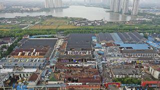 Tote und Verletzte durch Tornados in China