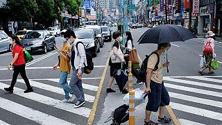 Résurgence de l'épidémie à Taïwan et Singapour, inquiétude en Inde