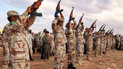 Libye : l'ONU appelle au départ des combattants étrangers