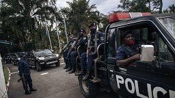Kongo Demokratik Cumhuriyeti'nde bir polisin öldüğü kavgaya karışan 30 kişiye idam cezası verildi