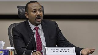 Ethiopia's Prime Minister Abiy Ahmed.
