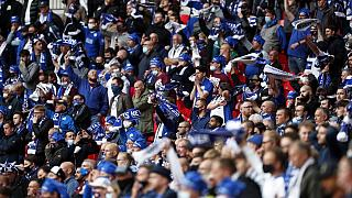 FA Cup Finale in England vor 21.000 Fans - Chelsea verliert