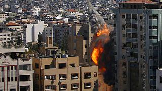 Netanyahu promete continuar ofensiva