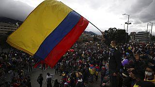 В Боготе протестуют против насилия и произвола со стороны полиции