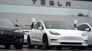 Tesla araçları