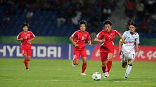 Kuzey Kore, FIFA Dünya Kupası elemelerinden çekildi