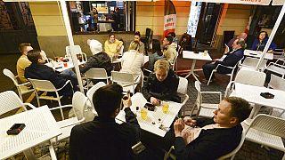 Restaurant in Poland