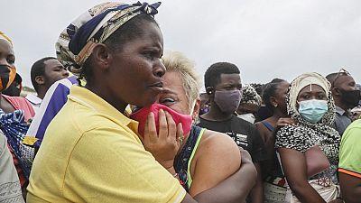 """Mozambique : le DAG nie tout """"racisme"""" lors de l'évacuation de Palma"""