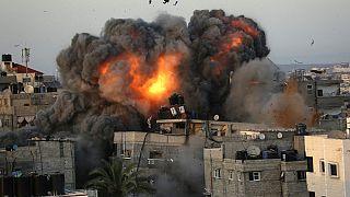 Tödlichster Tag im Gaza-Streifen, mindestens 42 Tote