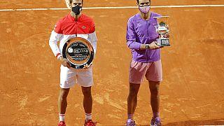 TENIS | Nadal doblega a Djokovic y consigue su décimo torneo de Roma